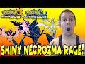 SHINY NECROZMA JAPAN EVENT!! Pokemon Ultra Sun & Ultra Moon! (RAGE WARNING!)