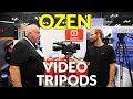 Ozen Carbon Fiber Video Oriented Tripods