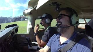 Flying in the Philippines, Last Luscombe Flight