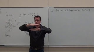 Calculus 3 Lecture 13.9:  Constrained Optimization with LaGrange Multipliers