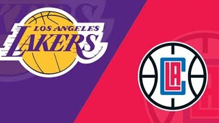 La Lakers vs LA Clippers full game highlights (July 30,2020)