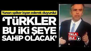 YUNAN SPİKER İSYAN ETTİ!