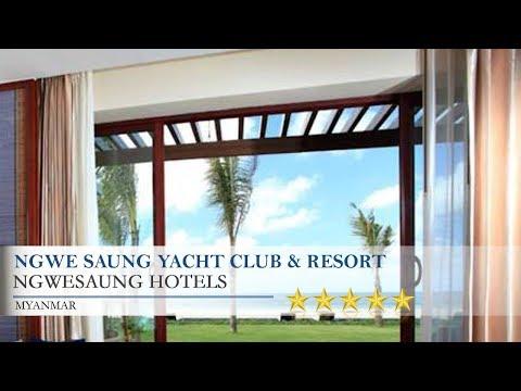 Ngwe Saung Yacht Club & Resort - Ngwesaung Hotels, Myanmar