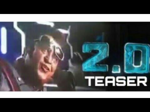 2.0 - Tamil Leaked Teaser