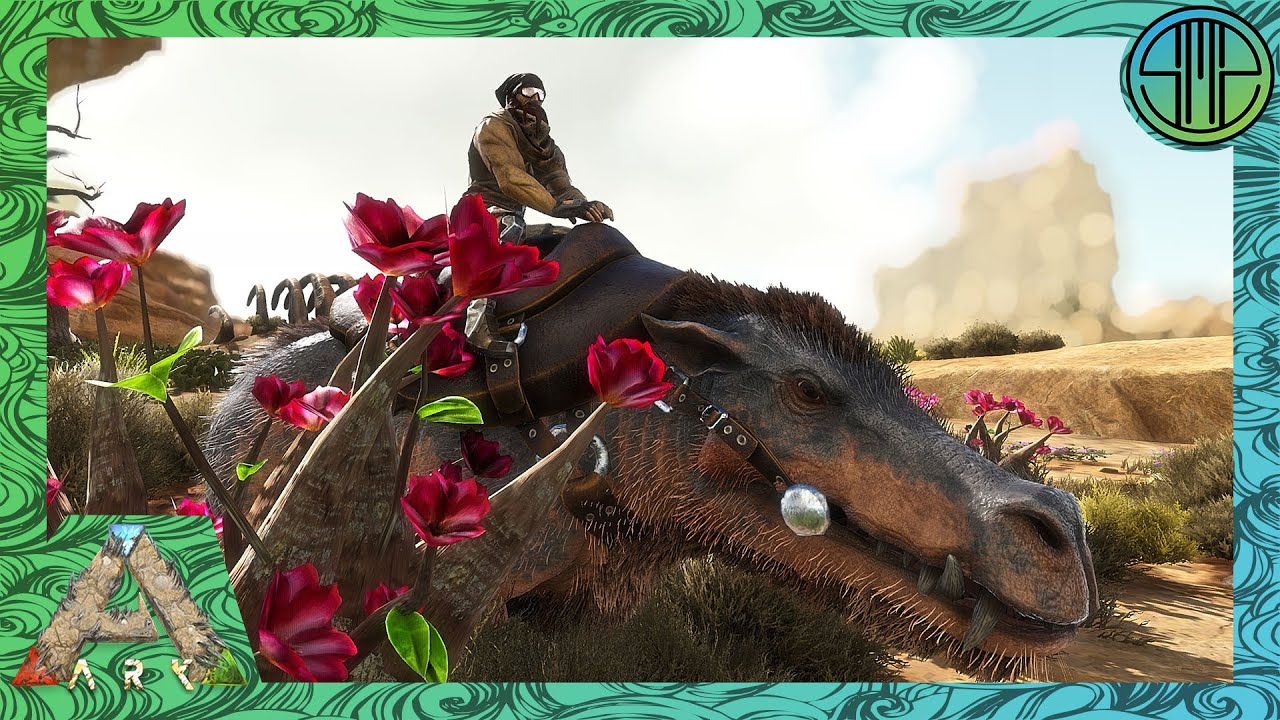 Taming Dino Healer Daeodon Main Ark Scroched Earth Ep61 Youtube Ark update 257 is here, and so is the daeodon with his awesome healing, and the kentrosaurus! taming dino healer daeodon main ark