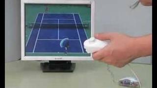 Play PC Game via WeStcik(Tennis Masters Series 2003)