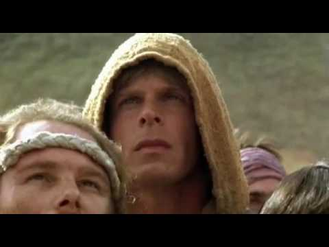 The Beastmaster Child Sacrifice Scene
