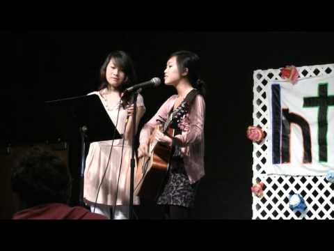 Martha Chang and Season Lee -AHS International Night 11