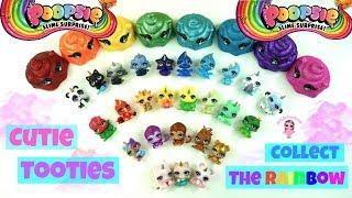 Poopsie Cutie Tooties Full Collection Weight Hacks Poopsie Slime Surprise Kids Toys