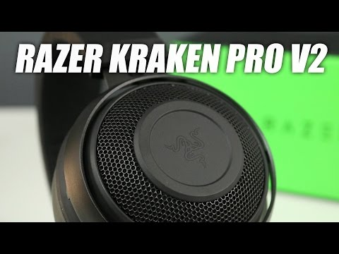 Razer Kraken Pro V2 Gaming Headset Review
