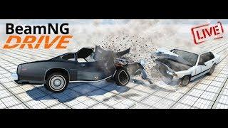 LIVE BEAM NG DRIVE FACECAM