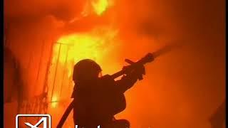Пожар на Анголенко