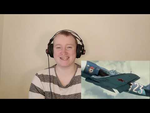 "War Thunder - ""Victory Is Ours"" Live Action Trailer - Reaction!"