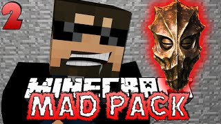 Minecraft Mad Pack 2 - ARTIFACTS ARE SICK