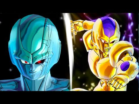 Golden Metal Cooler Is Completely Broken Golden Metal Cooler Vs Kanba Dragon Ball Xenoverse 2 Mods