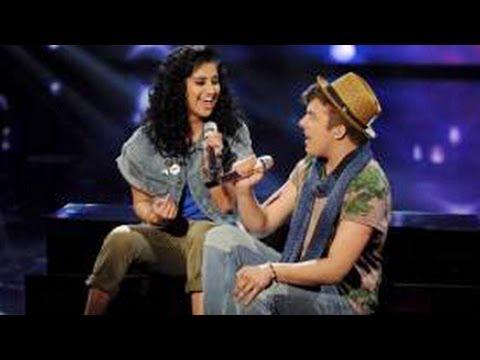 American Idol Season 13: Alex Preston And Jena Irene Perform Stellar Duet of 'Just Give Me A Reason'