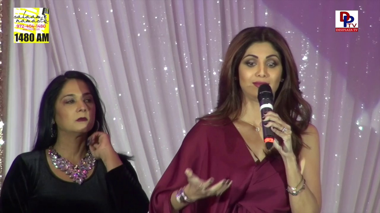 Shilpa Shetty, Bollywood Actress Full Inspiring speech at 'Women Empowerment Gala - 2017' || DPTV