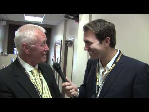 Eddie Hearn Interviews Barry Hearn for iFILM LONDON (EXCLUSIVE)