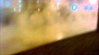Приморский район Спб затопило горячей водой. 02.12.2015