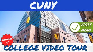 Baruch College - The City University of New York (CUNY) Video Tour