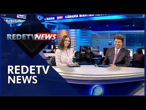 RedeTV News 120719  Completo