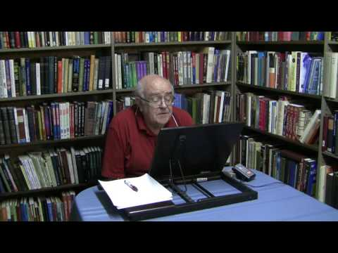 Dr. Robert C. Newman, Synoptic Gospels, Lecture 1B, Miracles