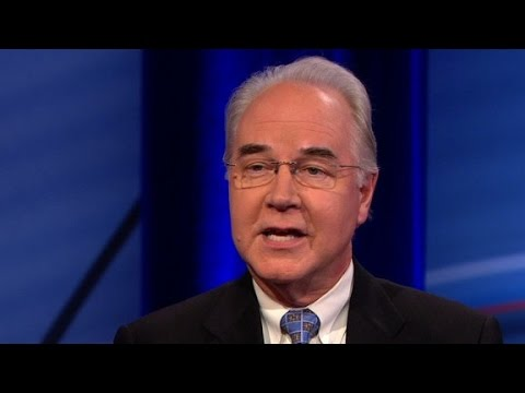 Tom Price: Republican proposal is much better