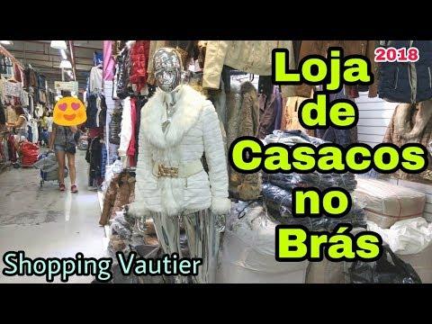 Loja de casacos no bras - Shopping Vautier - YouTube b01c84b1ea1