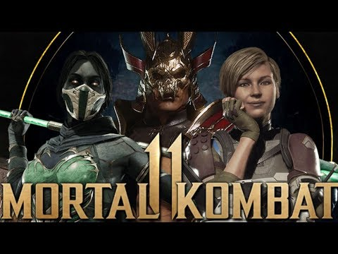 Mortal Kombat 11 - All Different Timelines And Continuities! thumbnail