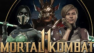 Mortal Kombat 11 - All Different Timelines And Continuities!