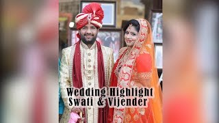 Best Wedding Highlight Song 2019 Sade Babul ne palla Tere Naam kita