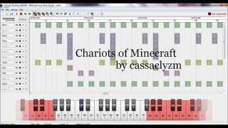 Chariots of Minecraft (Chariots of Fire Noteblock Cover)