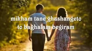 Helena Ft Arash Pure love with Lyrics