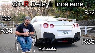 GT-R R35 Detaylı İnceleme | GT-R Geçmişi | Hakosuka, R32, R33, R34, GT-T vs GT-R | Japonic