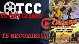 TARZAN DE LOS MONOS (Trailer) - Tucineclasico.es