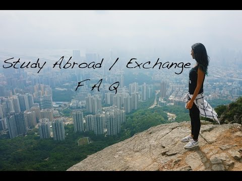 Study Abroad / Exchange Year - FAQ