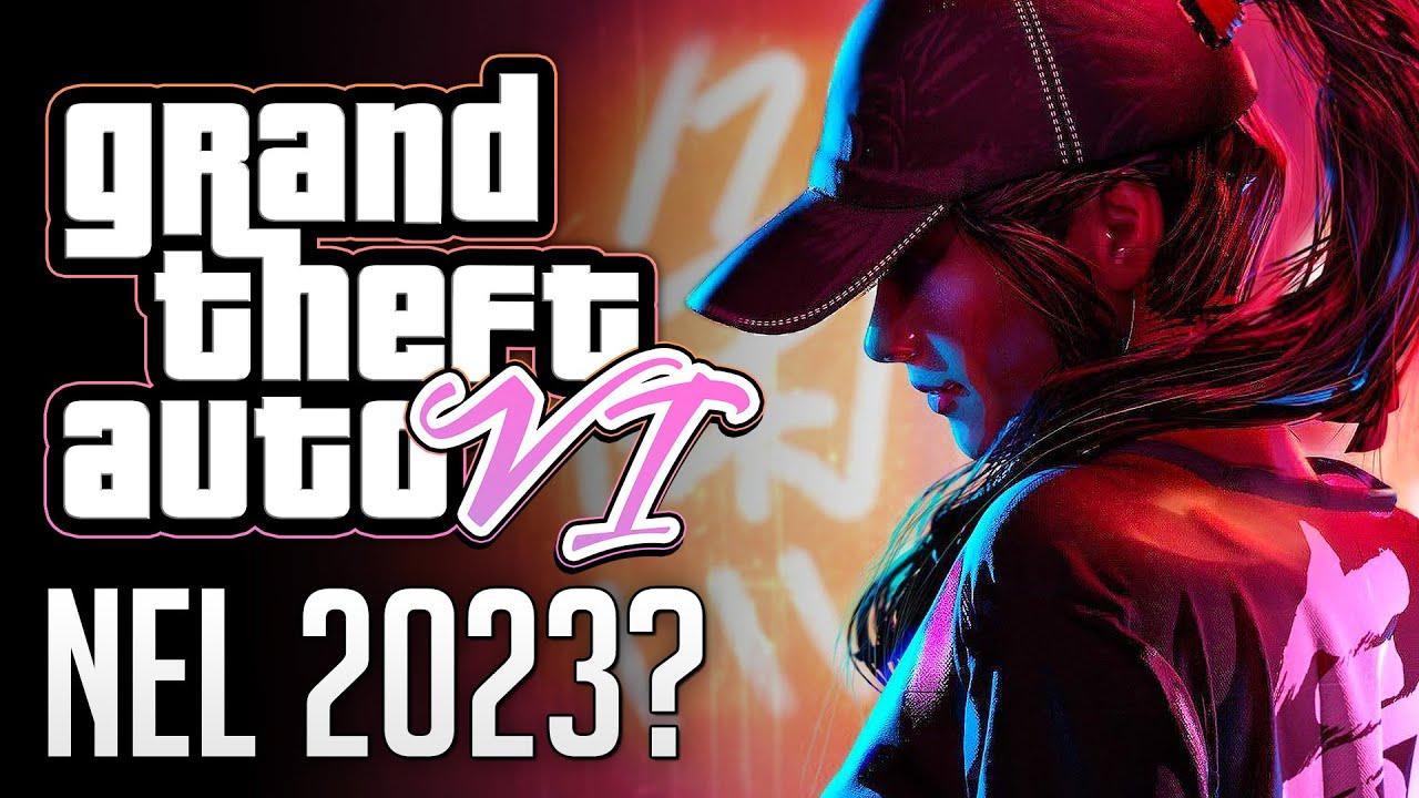 GTA 6 nel 2023? Forti indizi sull'uscita del nuovo Grand Theft Auto