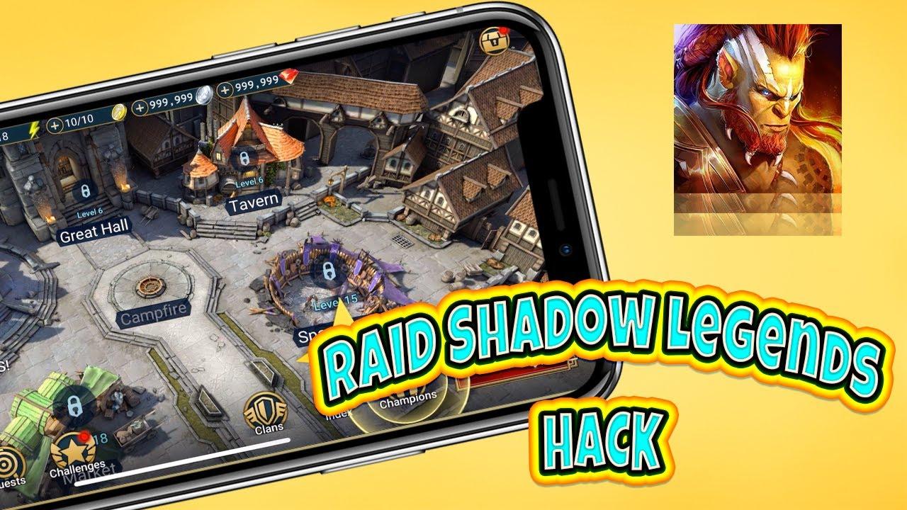 Raid Shadow Legends Hack - Free Epic Champion - Raid Shadow Money Hack -  YouTube