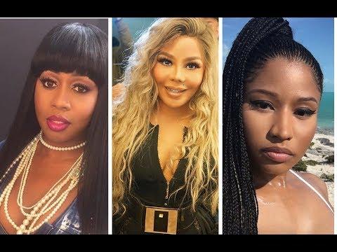 Remy Ma & Lil Kim Team Up To Finish Nicki Minaj OFF!!