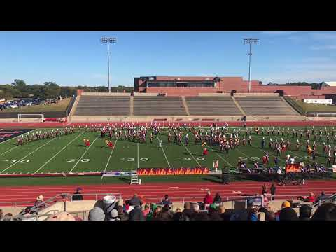 San Angelo Central High School Mighty Bobcat Band 2017 - US Bands Coppell, TX