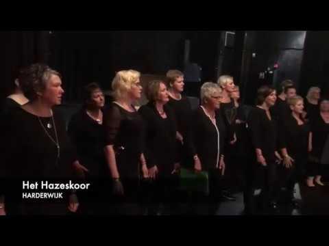 Het Hazeskoor Harderwijk -  de eerste open repetitie