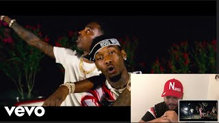 "Reaction to Young Dolph - ""Break The Bank"" Ft. Offset (REACTION!!!)"