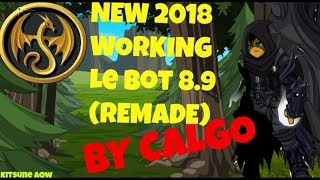 =AQW= I Fixed Le Bot Authenticating Problem And It Works Now (Link In Desc) *NEW* |2018 HD