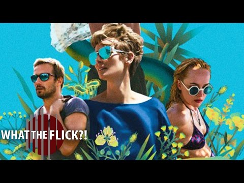 A Bigger Splash - Official Movie Review