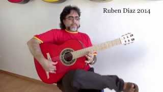Enhance Awareness by Recording Yourself / Ruben Diaz Tips on Paco de Lucia´s Technique CFG Malaga