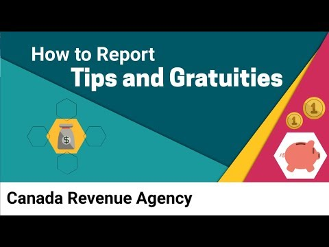 How to report tips and gratuities