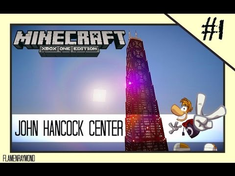 Minecraft - John Hancock Center Tutorial | Part 1