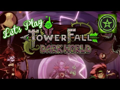 Let's Play – Towerfall Darkworld