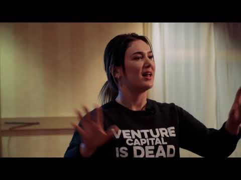 2018 VCs on Skis presents Meltem Demirors - Venture Capital is Dead