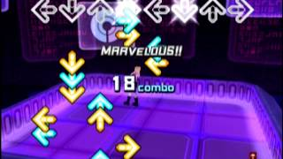 [Dance Dance Revolution SuperNOVA2 AC] 2MB - Pluto Relinquish [DP EXPERT] (Failed)